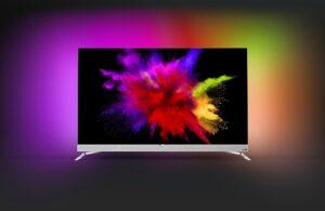 Philips a lansat o noua gama de televizoare